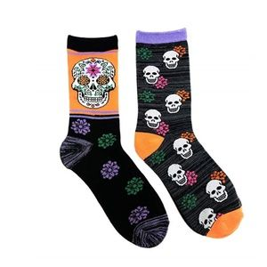 Halloween Socks Women's 2 Pair
